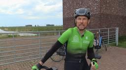 De Biesbosch Buffel Challenge is een wielerronde zonder publiek en peloton