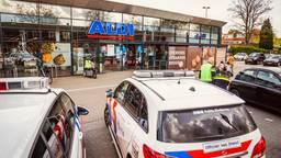 Man neergestoken tijdens ruzie in Aldi: verdachte opgepakt