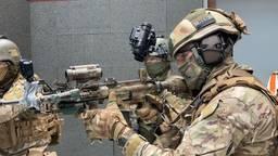Militairen nemen schiethuis in gebruik: 'Echter dan dit wordt het niet'