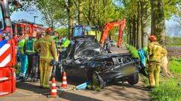 Zwaargewonde bij 'zeer ernstig' ongeluk in Wintelre