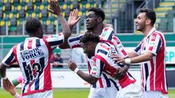 Vangelis Pavlidis blij met ruime zege in Den Haag: 'Minder blij met resultaten voor andere ploegen'