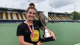 Hockeyvrouwen van Den Bosch opnieuw kampioen