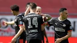 Jordan Teze en Cody Gakpo over het behalen van de tweede plek met PSV
