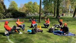 Park Valkenberg in Breda is dinsdag gedeeltelijk op slot