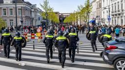 Noodverordening in Breda, iedereen moet vertrekken uit centrum