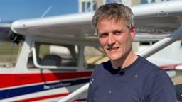 Pieter Room uit Vught geeft een veelbelovende carrière bij de Koninklijke Luchtmacht op voor leven zonder vast salaris in Centraal- en Oost-Afrika.