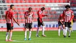 Cody Gakpo na teleurstellend gelijkspel tegen Heerenveen