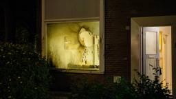 Brand in huis Tilburg nadat 'iets brandbaars' door ruit wordt gegooid