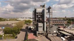 Bosschenaren zijn klaar met vieze asfaltfabriek