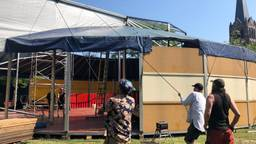 Parade theaterfestival terug na corona: ' Open tenten en minder publiek'