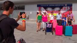 Van 0 naar 35 vluchten: ouderwets druk op Eindhoven Airport