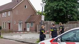Man lichtgewond na schietpartij in Waalwijk