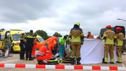 Dode bij ongeluk op kruising in Biezenmortel