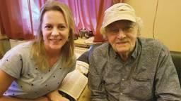 Donorkind Marjolein zag na 35 jaar voor het eerst haar vader (foto: Jan Peels)