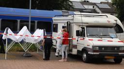 Dode man gevonden in camper langs het spoor in Cuijk
