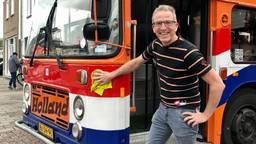 Wereldberoemde Oranjebus opgepoetst voor Boedapest: