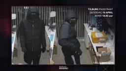 Gewelddadige overval op telefoonwinkel in Tilburg
