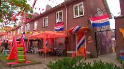 Tuinzigt blijft oranje al is Willy nu voor België: 'Moet kunnen, toch!?'