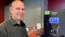 Servicemonteurs koffieautomaten flink aan de bak