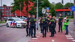 Schietpartij op Muzenlaan in Eindhoven na vechtpartij tussen diverse mannen