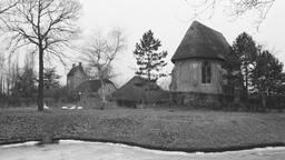 Ook de kapel was ooit onderdeel van Kasteel Gageldonk in Breda. (foto: Stadsarchief Breda)