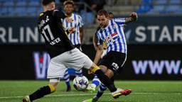 FC Eindhoven-coach Rob Penders blij met overwinning op NAC.