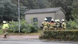 Industrieterrein zonder stroom na explosie in transformatorhuisje