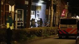 In Bergen op Zoom is dinsdag aan het begin van de avond op twee plekken geschoten.