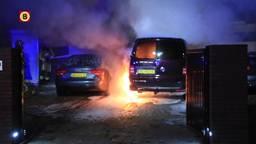 Autobrand Deurne
