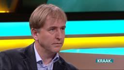Eric de Bie kan zijn borst natmaken (foto: Omroep Brabant).