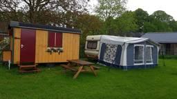 Camping De Reuten in Best.