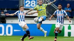 Jens Odgaard over de wedstrijd tegen Heerenveen