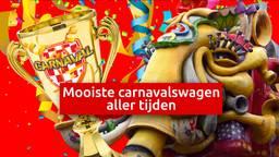 Stem op de mooiste carnavalswagen aller tijden