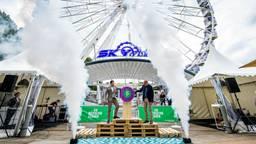 Het Smakenrad werd in juli geopend (archieffoto).