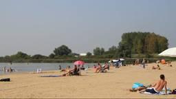 De Binnenschelde is een populaire zwemplek