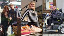 De eerste zaterdag dat de winkels weer open zijn, op afspraak (Foto's: Noël van Hooft)