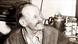 Janus Kiepoog had een misvormd gezicht (foto: archief).