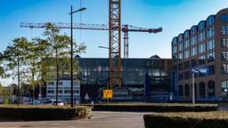 De Brabander in aanbouw (Foto: Gijs Franken / Omroep Tilburg)
