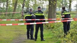De overleden pasgeboren baby werd gevonden op een bungalowpark in Wernhout (foto: SQ Vision Mediaprodukties).