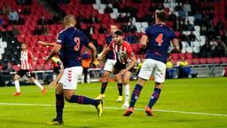 Maxi Romero scoorde nog tegen FC Emmen (foto: Hollandse Hoogte).