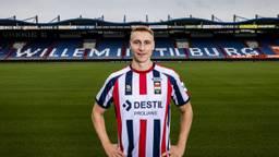 Willem II legt Noorse verdediger Ulrik Jenssen voor drie jaar vast (foto: Willem II).