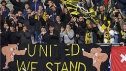 Archieffoto supporters NAC.