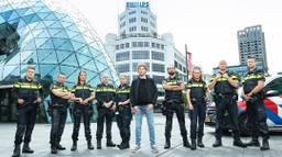 Bureau 040 komt vanaf 2 september op tv (foto: RTL/Politie Eindhoven).
