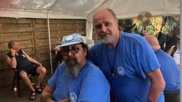 Libanonveteranen Eric de Vries en Hans van Putten