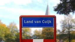 De nieuwe gemeente Land van Cuijk.