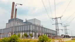 De Amercentrale in Geertruidenberg (foto: Raoul Cartens)