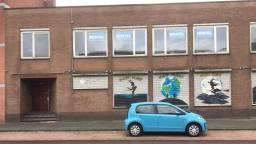 Hostel Night Flight in Breda werd halsoverkop ontruimd omdat het pand niet brandveilig zou zijn. (Foto: Tina Otero)