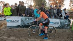Mathieu van der Poel en de fans ontbreken in Rosmalen, maar het EK gaat door (foto: OrangePictures).