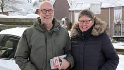 Hans en Beppie (foto: Karin Kamp).