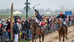 Gijs Snijders wint de Metworstrennen 2020 (foto: Vereniging De Metworst).